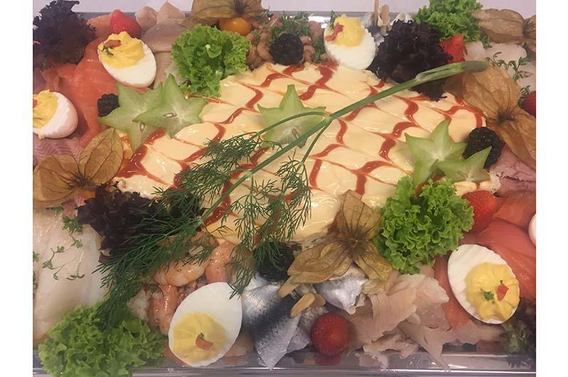Salade Fruits de mer